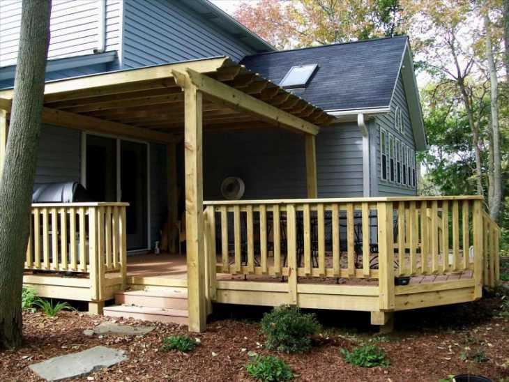 Дизайн крыльца дома: идеи оформления и правильные варианты постройки крыльца для дома (видео + 115 фото)