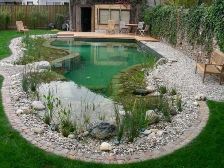Дизайн участка 10 соток - планируем и делаем ландшафтный дизайн для загородного дома (115 фото и видео)