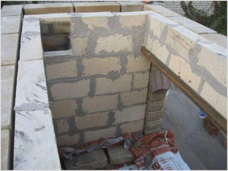 Мангал из кирпича своими руками - пошаговое описание как построить каменный мангал (115 фото и видео)
