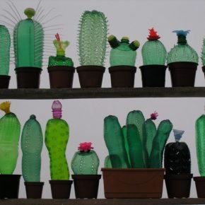 Поделки из пластиковых бутылок — пошаговое руководство как изготовить классные поделки для сада (видео + 145 фото)